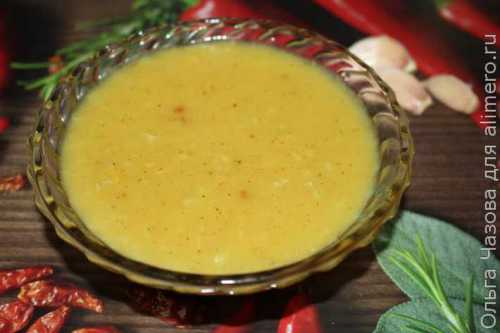 чесночный соус: порадуй себя вкусным рецептом